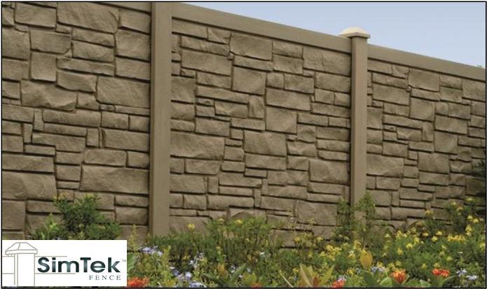 Simtek Fences Edges Landscape Designs